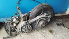 Двигатель Honda forza mf08 на запчасти