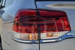 Лампы. Двойной задний ход + поворот в стоп-сигналы Land Cruiser 200
