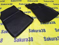 Коврики 3D в салон Nissan Note (2012-2020) прав. руль