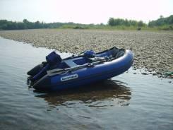 Продам ПВХ лодку с мотором