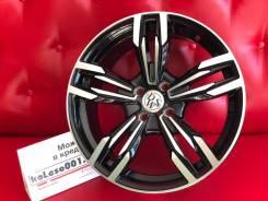Новые литые диски -418 R17 4/100 BFP