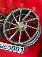 Новые литые диски -561 Vossen CVT R17 5/100 GMF