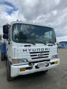 Hyundai HD250. манипулятор + прицеп, 8 200куб. см., 15 000кг., 6x4