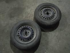 """Колеса Tigar Sigura Stud. x14"""" 4x100.00 ЦО 55,0мм."""