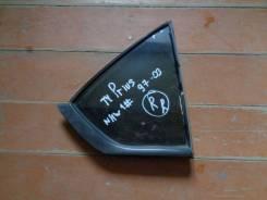 Форточка двери. Toyota Prius, NHW10, NHW11 1NZFXE