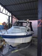 Продам катер Одессей-530