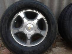 """Продаются Оригинальные диски Chevrolet с резиной. x17"""""""