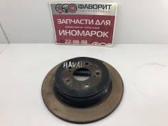 Диск тормозной (задний) [3502012XKZ16A] для Haval H6
