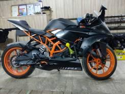 KTM RC 200, 2016