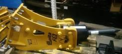 Гидромолот Delta F-6 бу для экскаватора-погрузчика