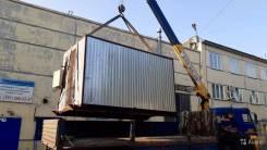 Компрессорная станция 10 м3/мин в контейнере