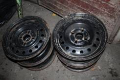 Штампованые диски Тойота R13(4x100)