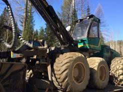 Logman. Harvester 821, 6 500куб. см., 14 000кг.