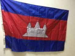 Флаг Камбоджи 90*135