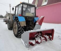 КамАЗ СШР-1. Снегоочиститель СШР-2.0 задняя навеска (одношнековый)