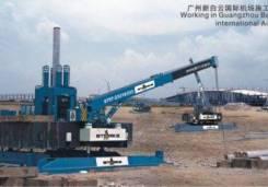 Сваевдавливающая установка YZY400