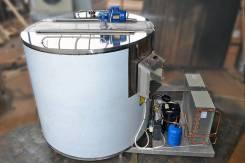 Охладитель молока вертикального типа (ОМВТ) шайба 400 л