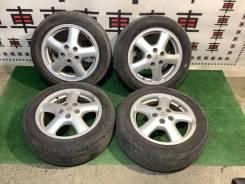 "Комплект колес Toyota R16 bridgestone #8277. 6.5x16"" 5x114.30 ET50"