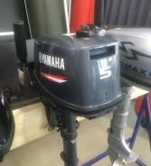 Лодочный мотор Yamaha 5 (5 cmhs) бу