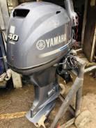 Лодочный мотор Yamaha F40 б/у