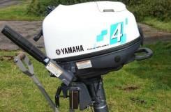 Лодочный мотор Yamaha 4 4х такт б/у F4bmh
