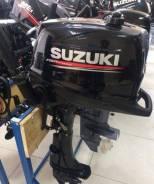 Лодочный мотор Suzuki 6 4хт б/у (DF 6 AS)