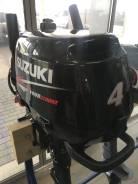 Лодочный мотор Suzuki 4 б/у (DF 4 S)