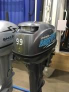 Лодочный мотор Mikatsu 9.9 2 хт б/у (m9.9fhs)