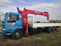 Kia Granto. Продается КМУ КИА Granto Cargo Truck 2001г. в., 9 419куб. см., 10 000кг., 6x4