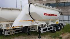 Kassbohrer. Полуприцеп цементовоз , 35 000кг.