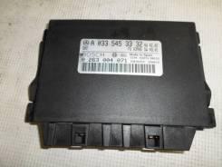 Блок управления парктроником Mercedes Benz W220 [A0335453332]