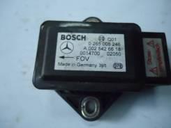 Датчик ускорения Mercedes Benz W211 [A0025426618]