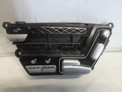 Блок управления регулировкой сиденья Mercedes Benz W221 [A2218700379A2218702951A2218708751], правый задний
