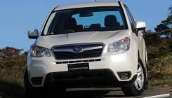 Subaru Forester 2013- Стекло лобовое с обогревом дворников