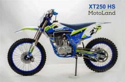 Кроссовый мотоцикл MotoLand XT250 HS, 2020