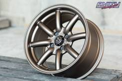 NEW! Old school Style Watanabe RS R15 8J ET25 4*100 (W007)