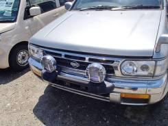 Капот. Nissan Terrano, LR50, LVR50, PR50, RR50, TR50 QD32ETI, TD27ETI, VG33E, ZD30DDTI