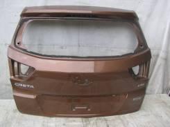 Дверь багажника Hyundai Creta (GS) с 2016