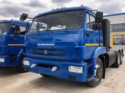 КамАЗ 65116 тягач на метане, 2019