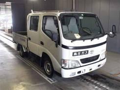 Toyota Dyna. w cab long deck двухкабинник, 3 000куб. см., 2 000кг., 4x2. Под заказ