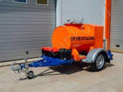 MTR500, 2019. Прицеп-цистерна для перевозки дизельного топлива 500 литров, 1 000кг.