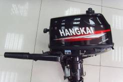 Новый лодочный мотор Hangkai M5.0 HP 2х тактный