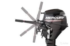 Новый лодочный мотор Mercury F 9.9 M 4х-тактный