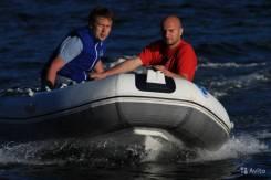 Лодка риб stormline standard 430(NO console)