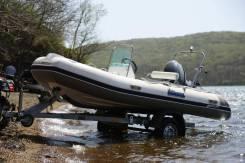 Лодка риб stormline standard 400