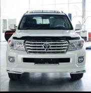 Обвес urban sport Toyota Land Cruiser 200 2012-2015 Белый (070)