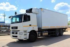 КамАЗ 65207 изотермический фургон, 2019