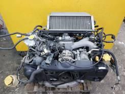 Двигатель в сборе. Subaru Impreza WRX, GD9, GDA, GGA EJ20, EJ205