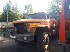 Продается УНБ 125Х32УД на шасси УРАЛ 4320-1916-30. 14 860куб. см.