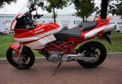 Ducati Multistrada 620, 2005